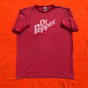 Oldschool Dr. Pepper T-Shirt Size Large